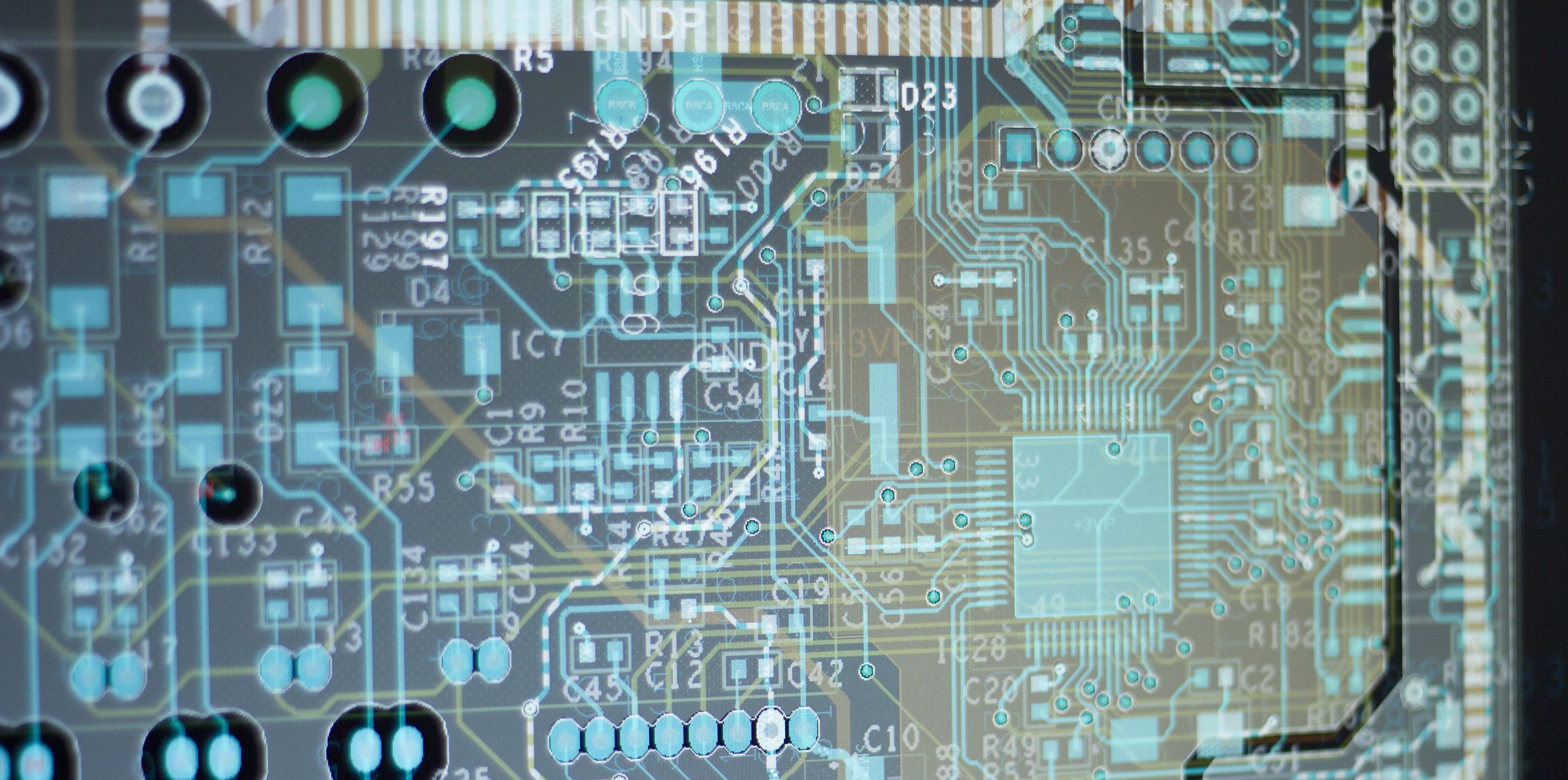 Progettazione PCB<br>interna